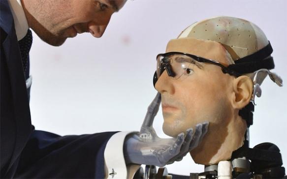 REX-the-humanoid-robot