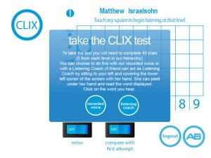 CLIX test