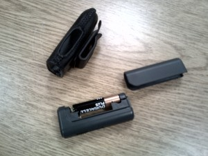 Mini Battery Pack with AAA Battery