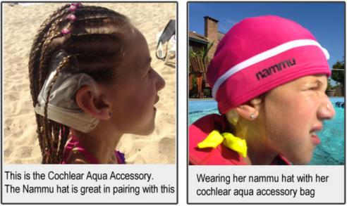 Nammu on Aqua Accessory
