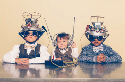 Kid inventors