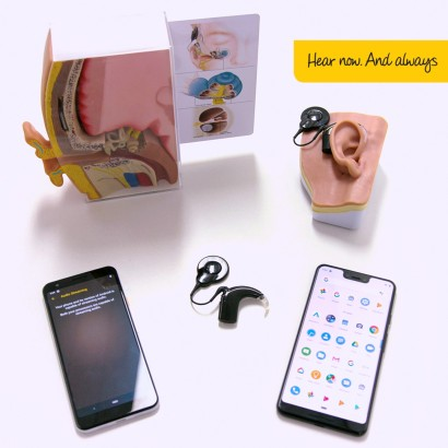 cochlear apple android