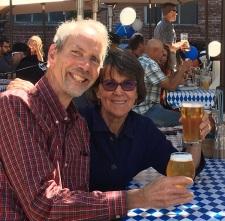 Suzy and Mike Marzalek