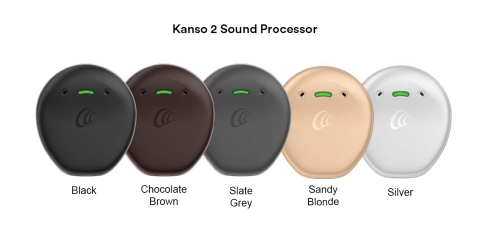 Cochlear Kanso 2